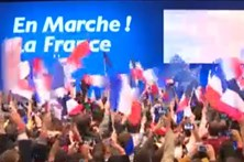 Macron supera Le Pen na primeira volta