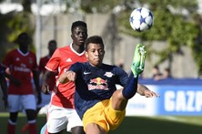 Benfica perde final da UEFA Youth League