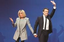 Hollande apela ao voto em Emmanuel Macron