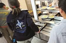 Pais estão impedidos de reservar refeições