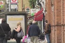 Emigração para o Reino Unido duplicou em três anos
