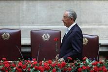 Presidente discursou contra populismos e nacionalismos na sessão solene do 25 de abril