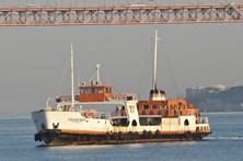 Greve parcial do Transtejo afeta ligações entre a Margem Sul e Lisboa