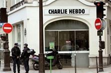 Dez detidos por fornecerem armas a terroristas que atacaram Charlie Hebdo