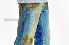 390 euros por umas calças sujas com lama