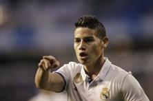 Real Madrid goleia Corunha sem Ronaldo