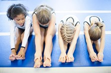Prova avalia educação física e artes