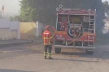 Incêndio em Espinho está em fase de rescaldo
