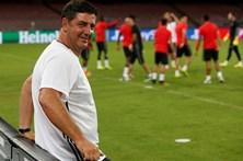 Benfica em alerta amarelo