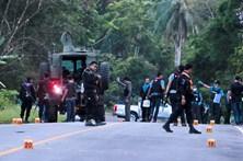 Seis militares mortos em explosão de bomba na Tailândia