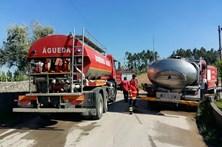 Quase 200 homens combatem incêndio em Águeda e Anadia