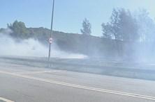 Incêndio obriga a evacuação de escola em São Pedro da Cova