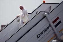 Papa dá o seu contributo na Conferência da Paz no Egito