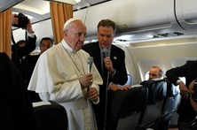 Papa Francisco apela à não violência em nome de Deus