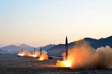 Coreia do Norte faz novo teste de lançamento de míssil