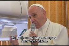 Papa lembra cristãos e condena terrorismo