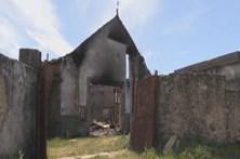 Irmãos de 10 e 11 anos ateiam fogo