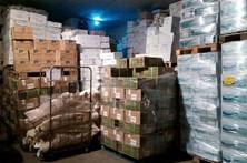 ASAE apreende 42 toneladas alimentos em Braga