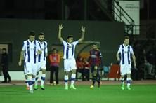 FC Porto vence em Chaves por 2-0
