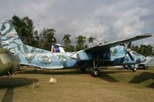 Oito mortos em queda de avião militar em Cuba