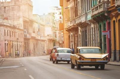 Cuba está na moda