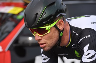 Ciclista Mark Cavendish diagnosticado com mononucleose