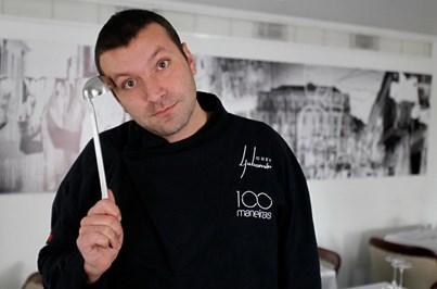 Conheça o chef que se tornou no pesadelo dos restaurantes portugueses