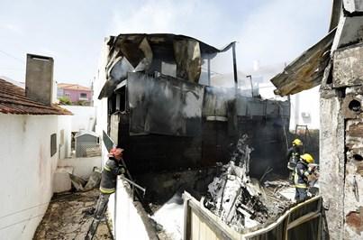 As imagens da tragédia em Tires