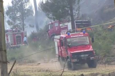 Homem de 68 anos morreu durante uma queimada, em Sernancelha