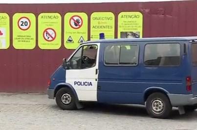 Mulher de 71 anos foi esmagada por retroescavadora, na Póvoa do Varzim
