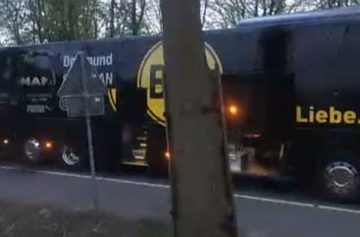 Detido alegado autor de ataque ao autocarro do Borussia Dortmund