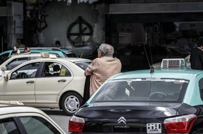 Taxista assaltado e agredido em Lisboa