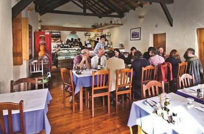 Pont'a Pé é um dos restaurantes mais antigos de Aljezur