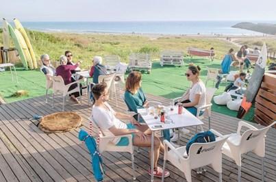 Esplanadas para celebrar o sol do Minho ao Algarve