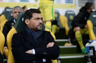 Sérgio Conceição renova contrato com o Nantes