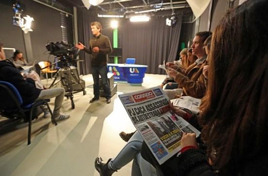 CMTV e UAL preparam pós-graduação em jornalismo televisivo
