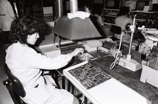 Quando na Caparica se faziam computadores para todo o mundo