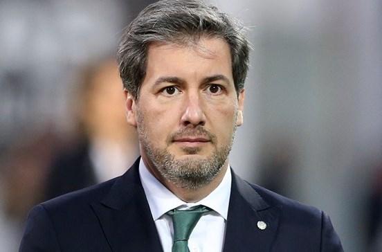 Bruno de Carvalho diz que Vieira pode ter o mesmo destino de Vale e Azevedo