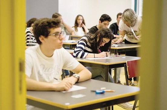 Testes deixam alunos portugueses ansiosos