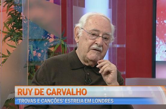 Ruy de Carvalho em Londres