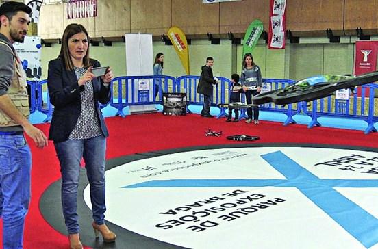'Feira de drones' espera mais de dez mil visitantes