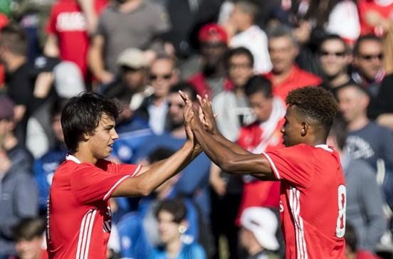 Benfica procura primeira conquista da UEFA Youth League frente ao Salzburgo
