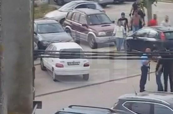 Adeptos de clubes rivais da Margem Sul em confrontos violentos