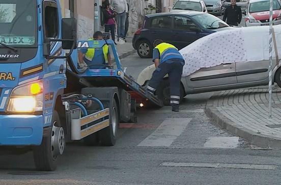 PJ encontra carro que atropelou adepto na Luz