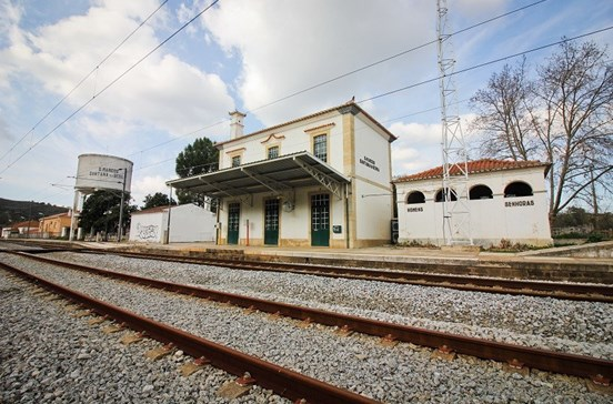 São Marcos perde luta por regresso do comboio