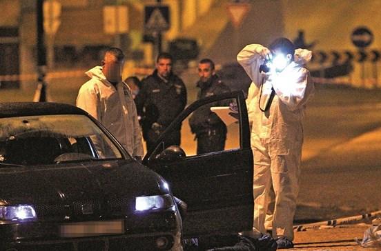 Quatro homens acusados de roubo mortal em hipermercado
