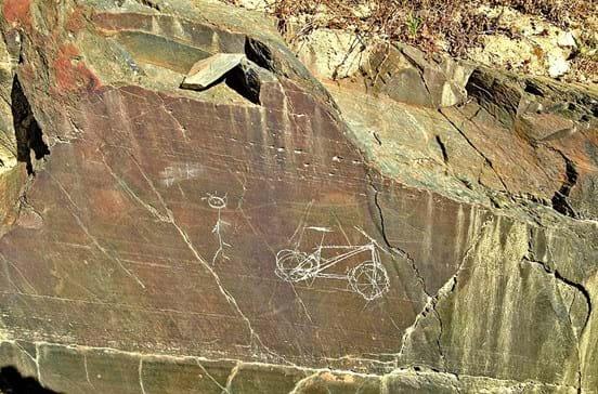 Identificados dois homens que vandalizaram gravuras de Foz Côa