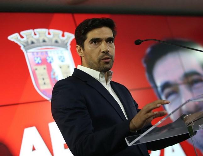 Dyego Sousa recuperado para o jogo da Liga Europa — SC Braga