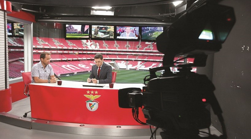 Benfica TV lucra 18 mil no primeiro semestre