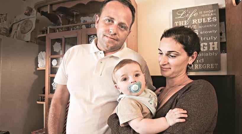 Médico diagnosticou virose a bebé com sarampo
